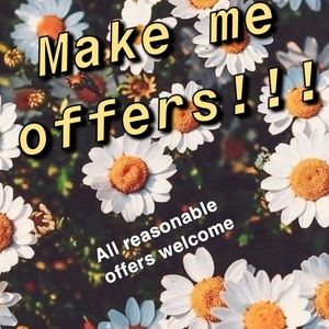 Other - *MAKE ME OFFERS*